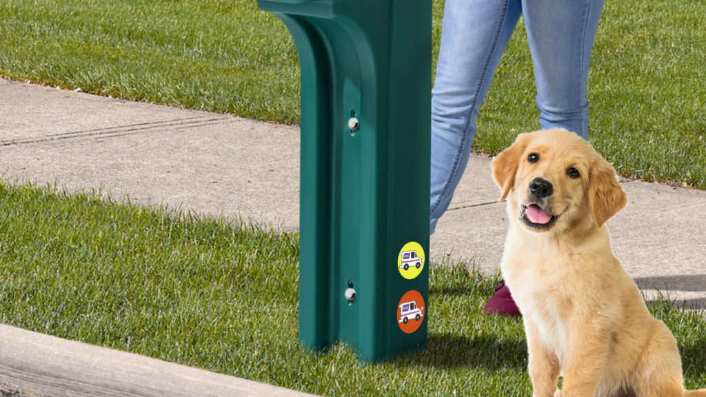 Owensboro Dogs Create Stickers to Prevent Mailman Attacks