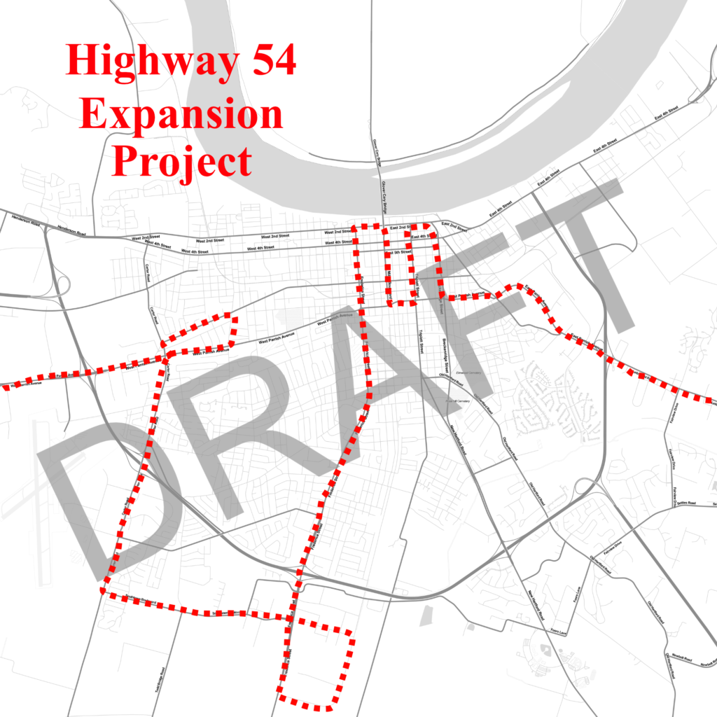 Leaked Document Shows Plans to Extend Highway 54 to Boost Economy